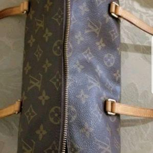 Louis Vuitton Papillion Monogram Shoulder Bag